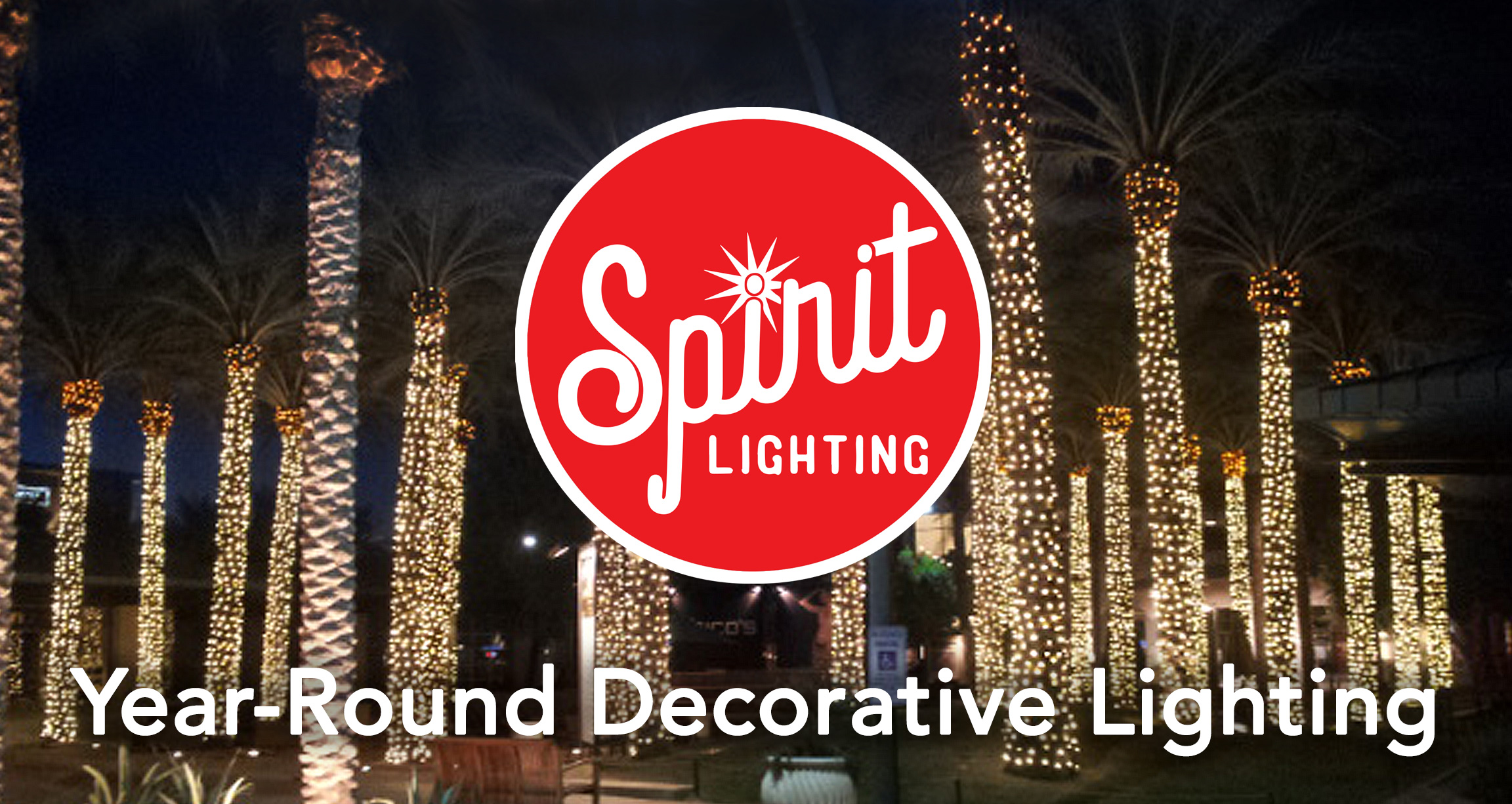 SPIRIT LIGHTING OFFERS ALL TYPES OF DECORATIVE LIGHTING THAT BOTH ILLUMINATES AND BEAUTIFIES YOUR PROPERTY